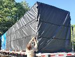 Lumber Tarps for Flatbed Trailers