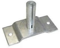 "4-Spring Pivot Pin 3.7"" for External Mount Tarp System"