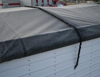 Shock Cords for Side Roll Tarps