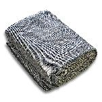 8' x 28' Roll Off Tarp - Heavy Duty Mesh Straight Auto Tarp