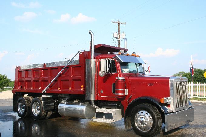 Dump Truck Tarp System Electric Aluminum 5 Spring For