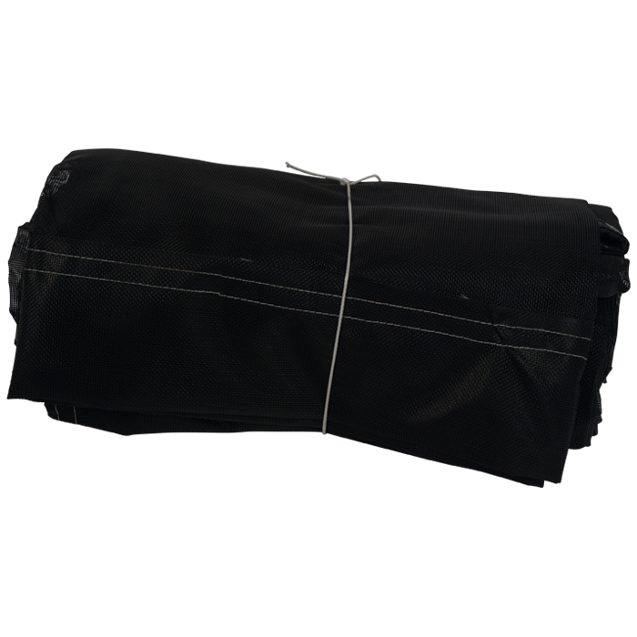 Pioneer HR2034 8 x 30 Reinforced Black Mesh Replacement Tarp (tarp only)