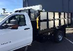 Spring-Loaded Pull Tarp w/ Aluminum Telescopic Housing - Pioneer E600 12' to 15'
