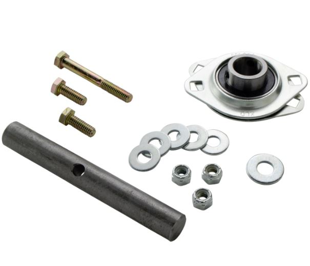 Mountain K0179C Stub Shaft Assembly with 3 pc. Bearing