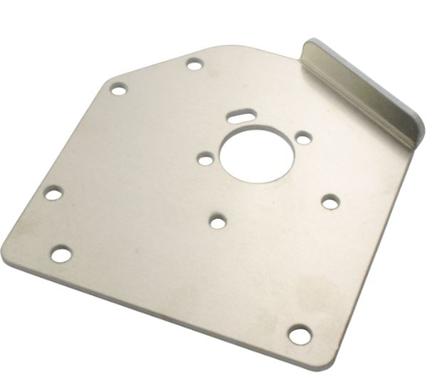 Mountain K0702 End Plate, Fits Both Sides, Standard Smooth (Plate Only)