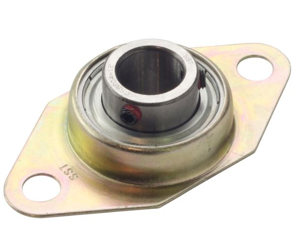 "Mountain LNDSCFB Flange Bearing, 3/4"" Stamped Steel"