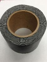 4 Vinyl Tarp Repair Tape (25 ft. Roll) - Black Only