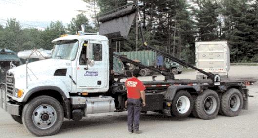 Pioneer Refuse Tarping Systems Carolina Tarps