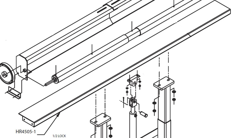 wiring diagrams   roll tarp parts