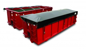 Mountain CNTRK96 Side Roll Kit for Rolloff Container