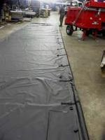 Mountain Tarp Lock-N-Roll Side Roll Replacement Tarps