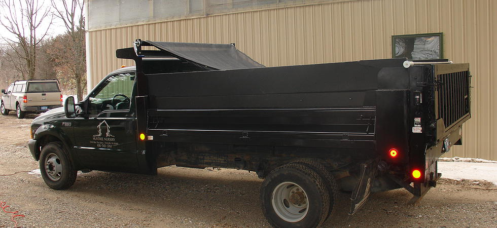 Manual Cab Level Crank Tarp System / No Pull Bar (US Tarp 13375)
